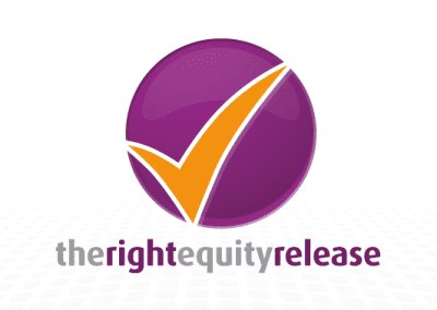The Right Equity Release logo design