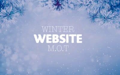 Your Winter Website MOT