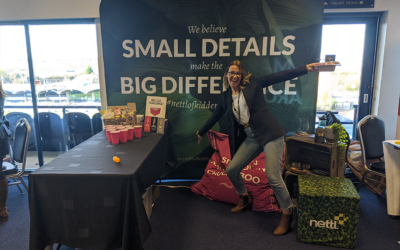 The One Where We Attended The Sterling Worcestershire Business Expo!