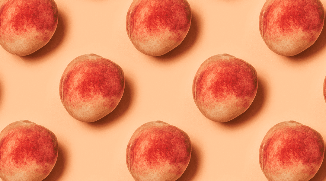 Alicja's Colour Of The Month – Peach